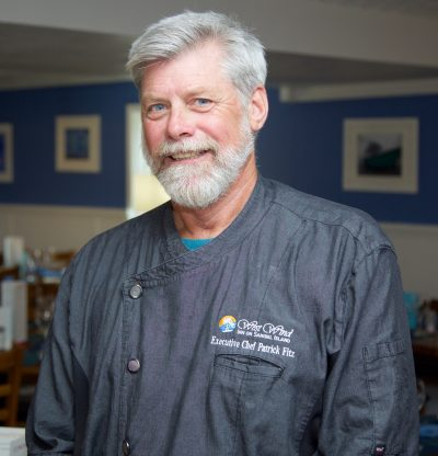 Chef Fitz Normandie Restaurant Sanibel