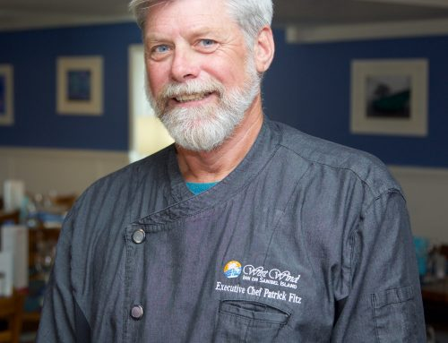 Make Your Reservations Now: Normandie Seaside Cafe Welcomes Acclaimed Chef Patrick Fitz