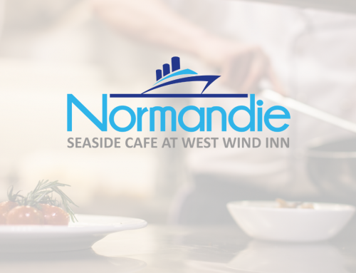 Going Fishing Takes on New Meaning at the Normandie Seaside Café