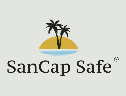 Staying SanCap Safe at Normandie Seaside Cafe