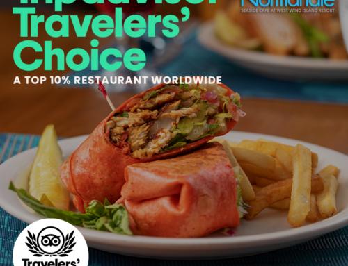 We've Been Featured on Tripadvisor's Traveler's Awards